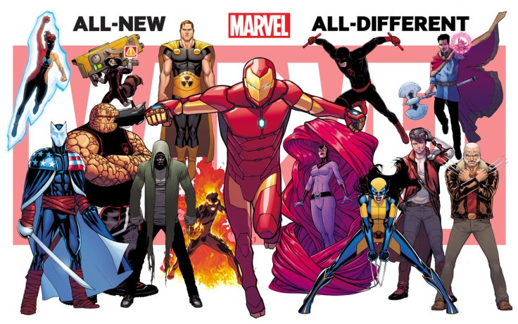 all-new-different-marvel