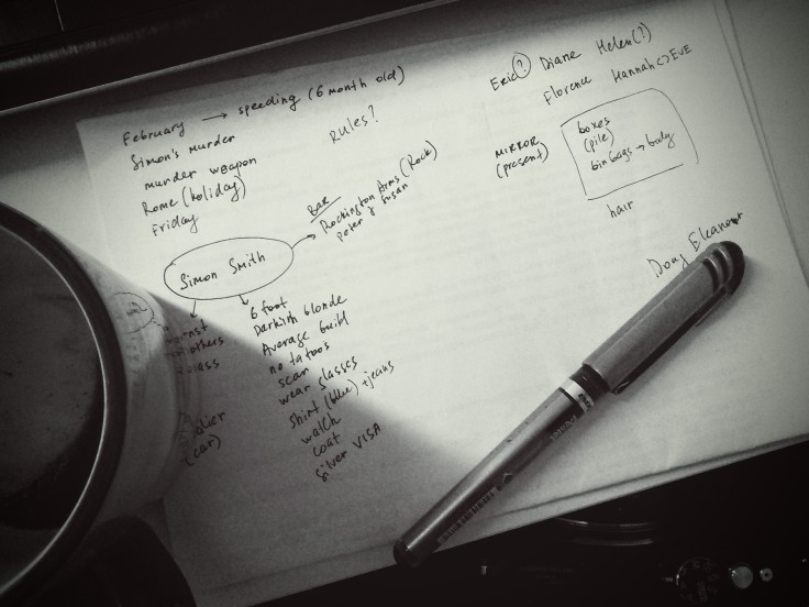 Her Story Notes