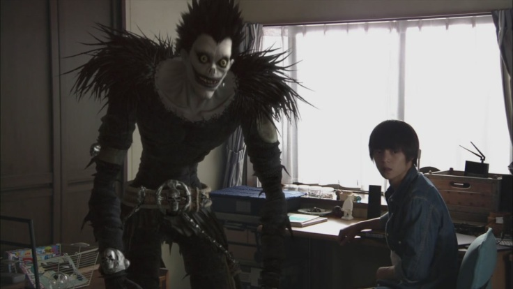Death Note - 01 (2015 Drama Series) [720p][(068080)22-04-13]