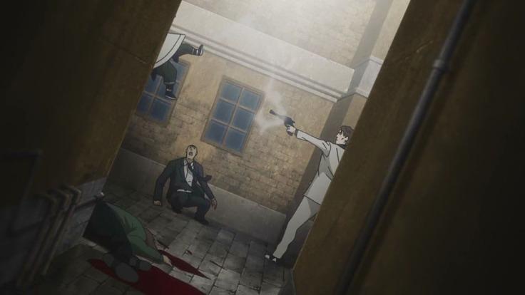 Gangsta. - 04 [Kumito, Kinko, Aleister, Drew][(023925)01-23-04]