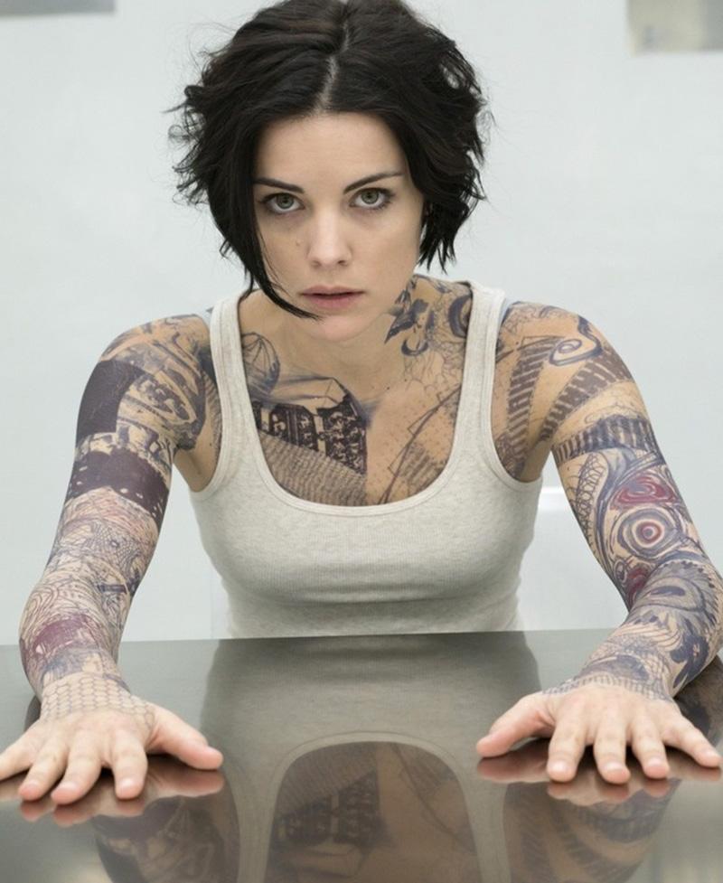 Голые девочки с татуировками фото 607-490