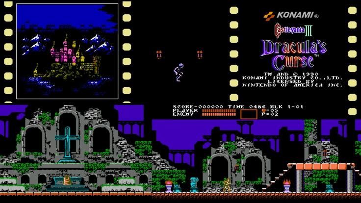 castlevania-3-III-Draculas-curse-nes-gameplay
