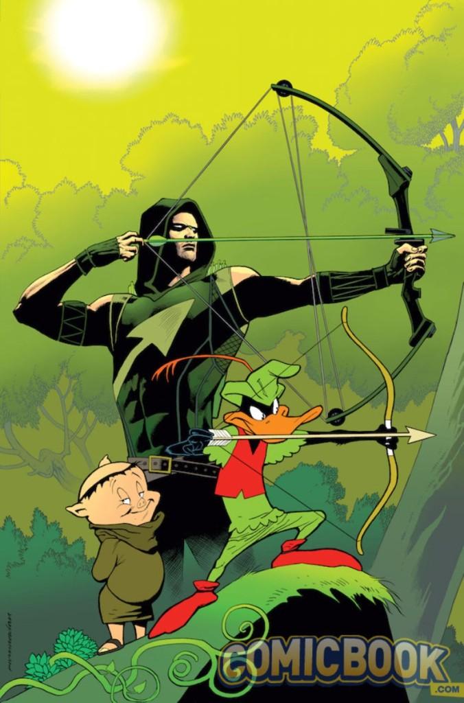 Green Arrow 46