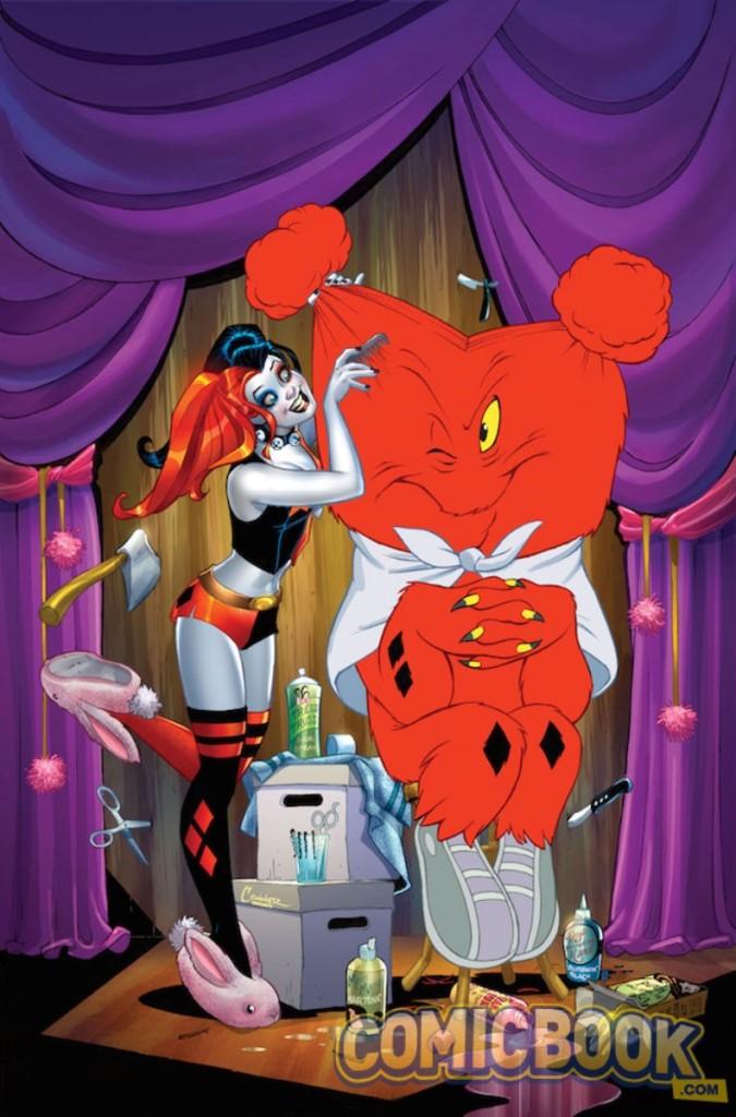Harley Quinn #22