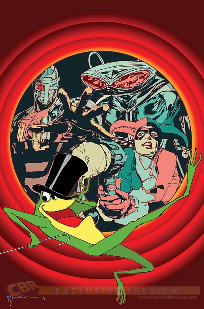 New Suicide Squad #14