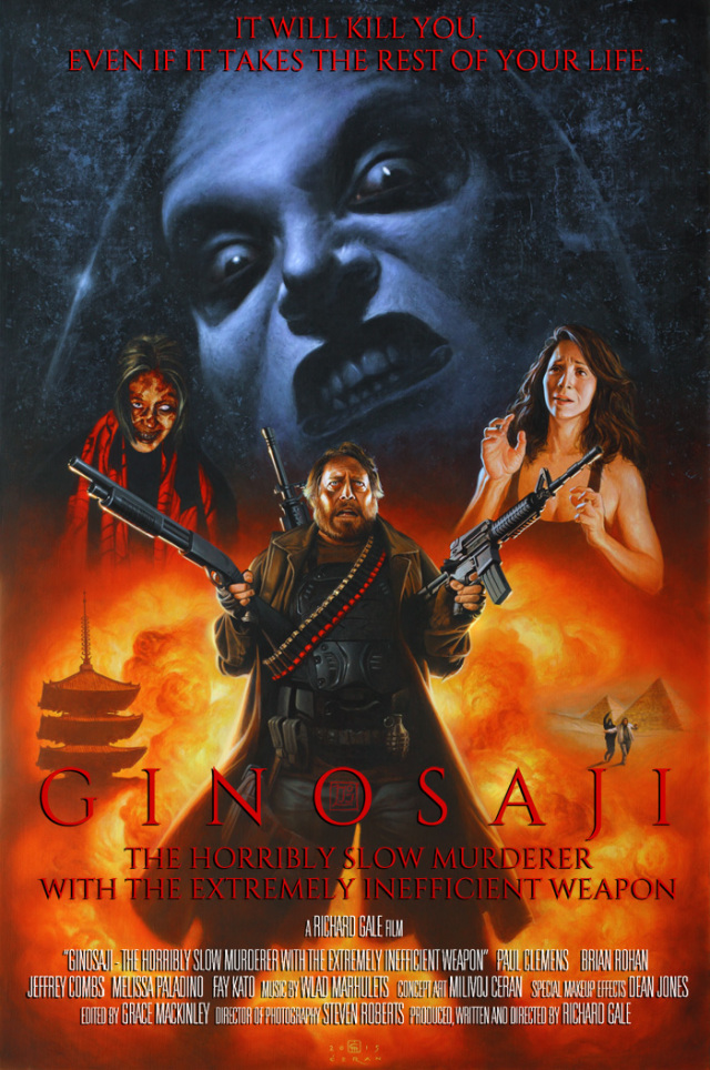 Ginosaji-Poster