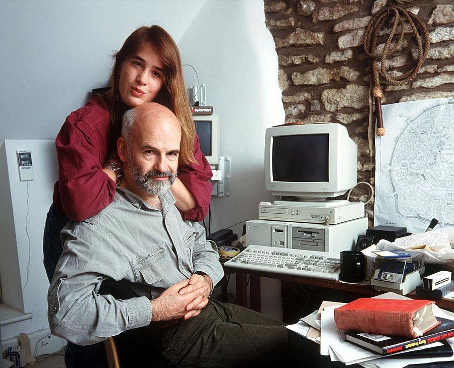 Pratchett-Daughter