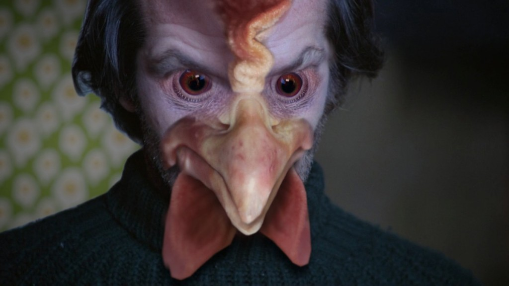 chickening