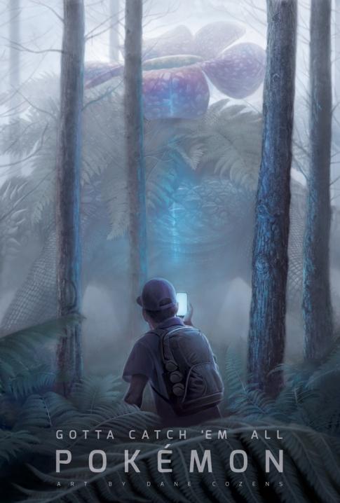 Иллюстрации Дэйва Козенса - http://danecozens.blogspot.ru/
