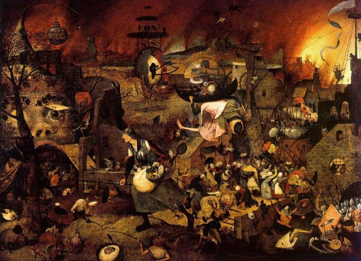 Bruegel Sr, Dulle Griet (Mad Meg) 1562.jpg