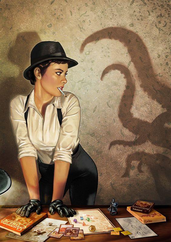 lovecraftwomen